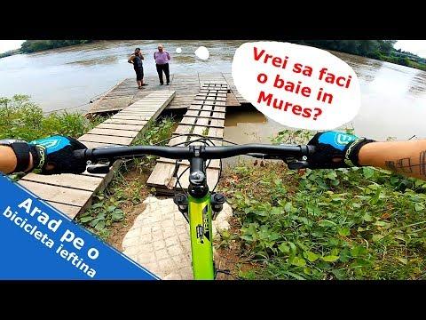 Super ride in Arad pe un MTB ieftin - Cannondale Trail 7