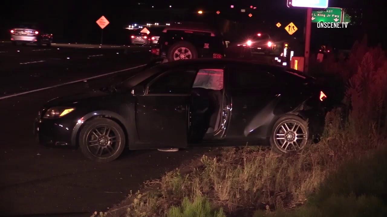 San Diego: Multi Car accident on Hwy 94 09242017