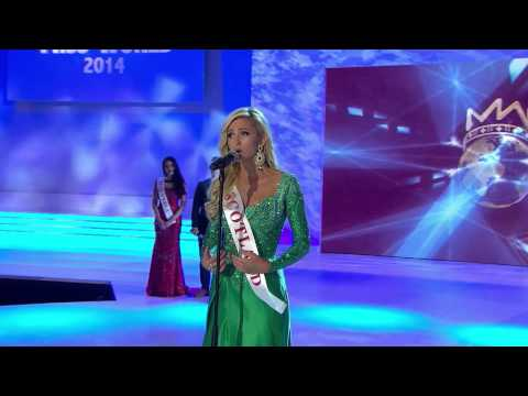 Miss World 2014 : Talent Showdown - Scotland Vs Malaysia!