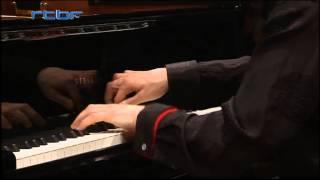 Boris Giltburg plays Mozart Concerto No. 15 in B-flat Major, K450 -- third movement