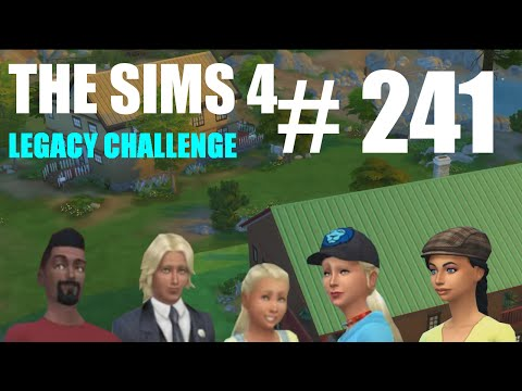 The Sims 4 Legacy Challenge: Part 241 - The Wrong Child Was Born First!