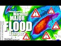 Warning! Catastrophic flooding possible for South East USA over next 10 days! Mp3