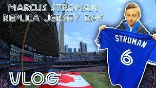 Marcus Stroman Replica Jersey Day | Toronto Blue Jays vs Tampa Bay Rays | April 30 2017