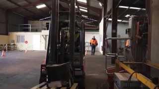 Formation à la préparation au CACES®  conduite d'un chariot élévateur catégorie 3