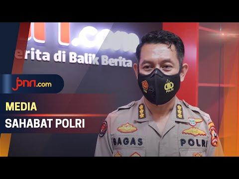 Divisi Humas Polri Buka Lebar Masukan dari Media