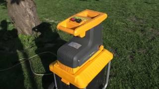 Садовый измельчитель Stiga BIO Silent 2500 , полный обзор и испытание в деле.