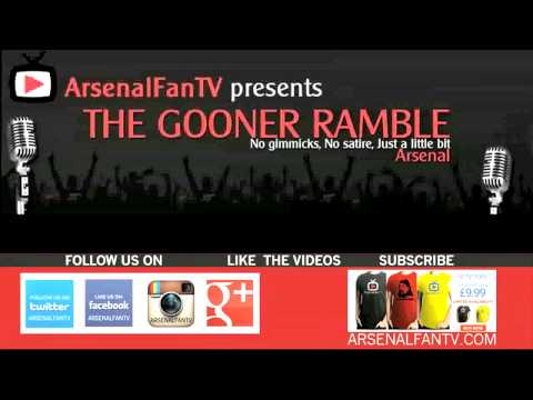 AFTV Podcast Crystal Palace & the Transfer Window - ArsenalFanTV.com