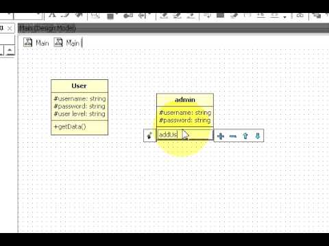 Staruml tutorial 2 uml class diagram youtube staruml tutorial 2 uml class diagram ccuart Gallery