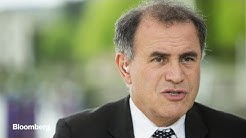 Roubini Sees Markets Mispricing V-shaped Recovery, Earnings