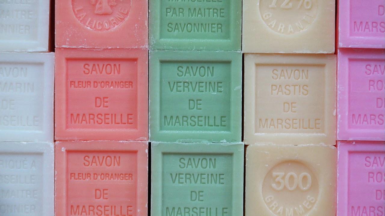 Marseille Soap Museum Savonnerie De La Licorne Vieux Port Marseille