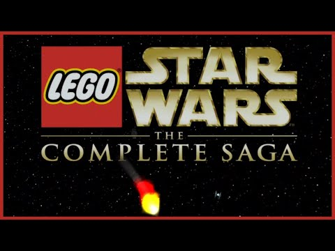 Lego Star Wars the Complete Saga in 2021 |