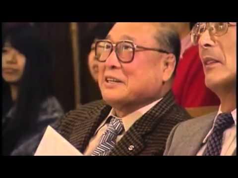Masutatsu Oyama the legend of Kyokushinkaï