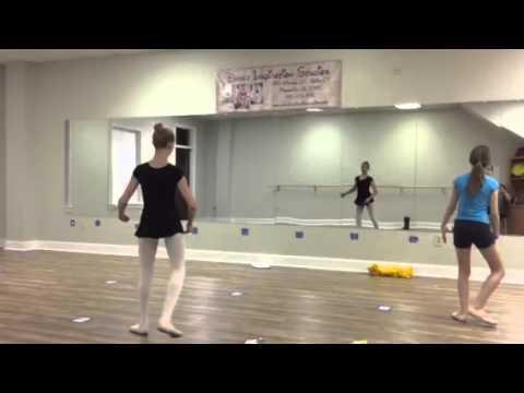Tuesday Night Ballet Stitches
