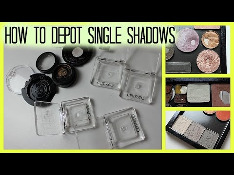 HOW TO DEPOT SINGLE SHADOWS (ENGLISH)