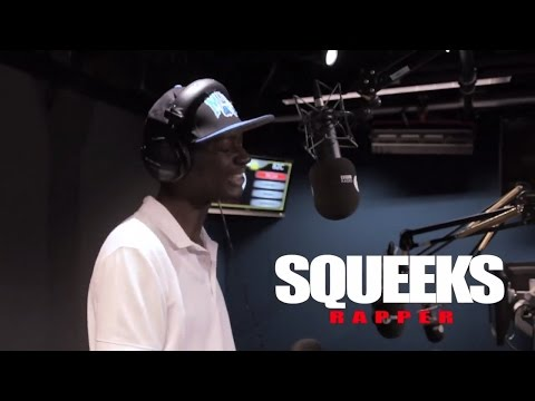 Squeeks - Fire In The Booth (part 2)