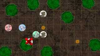 Five Moons RPG Example of Play