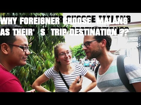 """PMFJI First Episode """"Why Foreigner Came to Malang-Indonesia?"""""""