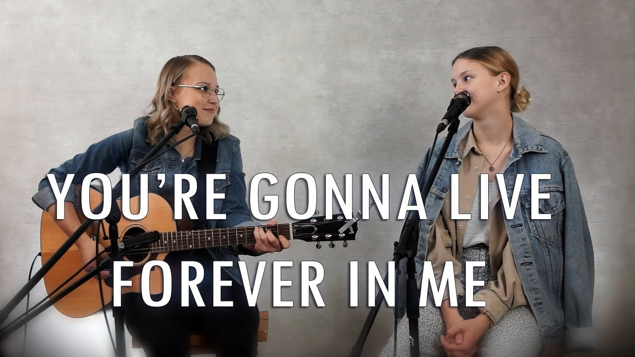 You're Gonna Live Forever In Me (John Mayer) - Cover by