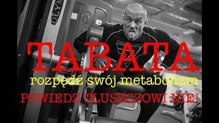 TABATA - skuteczny trening metaboliczny.