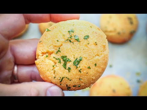Keto Cheddar Biscuits - Red Lobster Dupe & Just 2 Net Carbs