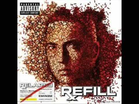 Eminem  Drop The Bomb On Em with lyrics (Relapse Refill)