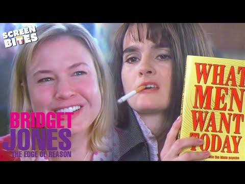 """Bridget Jones The Edge Of Reason - Renée Zellweger """"chuck him"""" OFFICIAL HD VIDEO"""