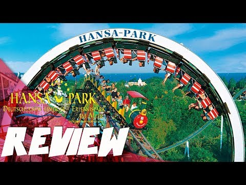 Review Pretpark met TOP-achtbanen: Hansa Park Duitsland