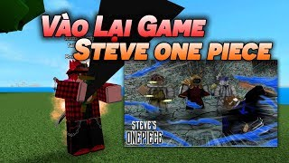 Roblox L back to Steve one piece game What's hot?? (Steve One Piece)