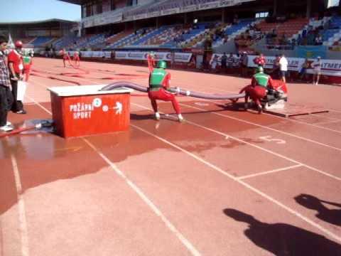 Nostalji 8.Dünya İtfaiye sporları 2012 Antalya -TÜRKİYE