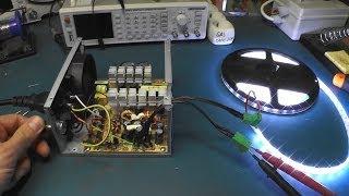 ViaExplore - Pitva #5 Úprava ATX zdroje na regulovatelný zdroj pro LED diody