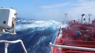 Абсолютный шторм  в Атлантике