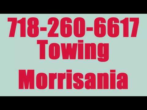 Towing Company Emergency 24 Hour Service Morrisania Bronx NY