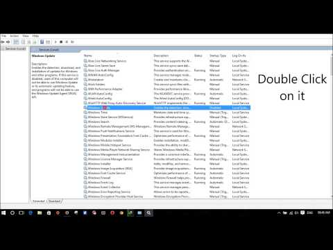 how to turn off windows update in windows 10 youtube