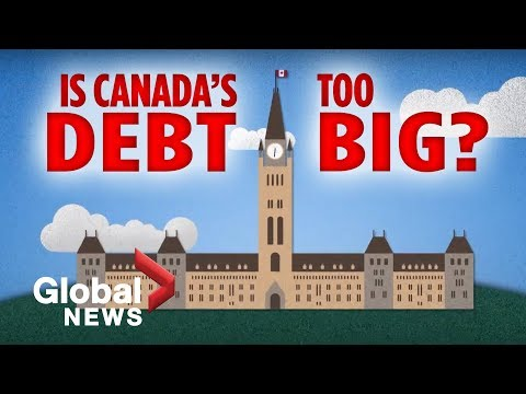 Canada's debt crisis: Is the federal debt as bad as it appears?