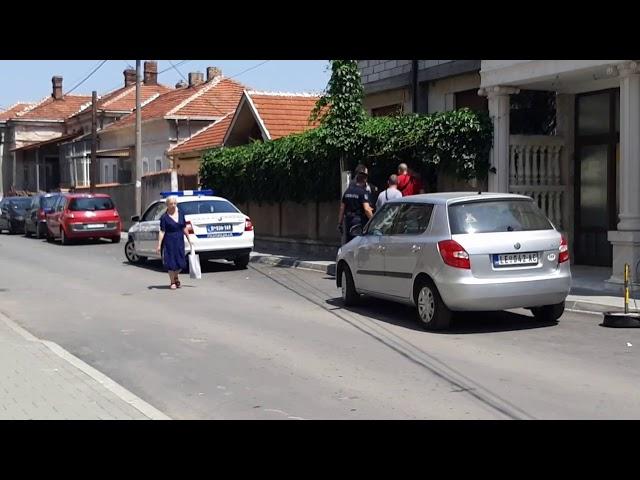 Hapšenje u Leskovcu