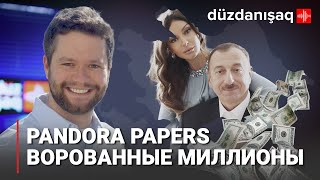 Pandora Papers: Алиевы и ворованные миллионы. Илья Лозовский, соавтор расследования OCCRP