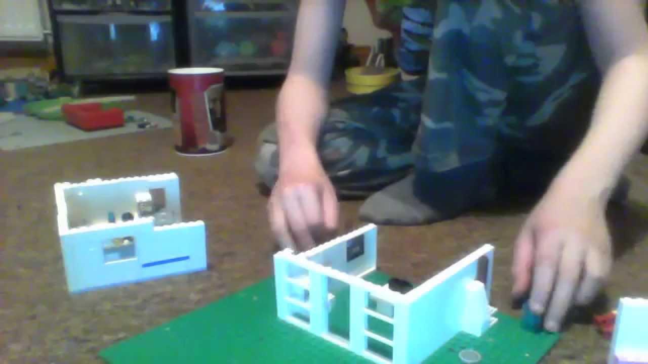 Lego Teen Titans Tower - Youtube-9034