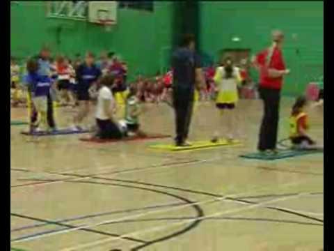 Lincolnshire Sport Partnership - Sportshall Athletics Finals