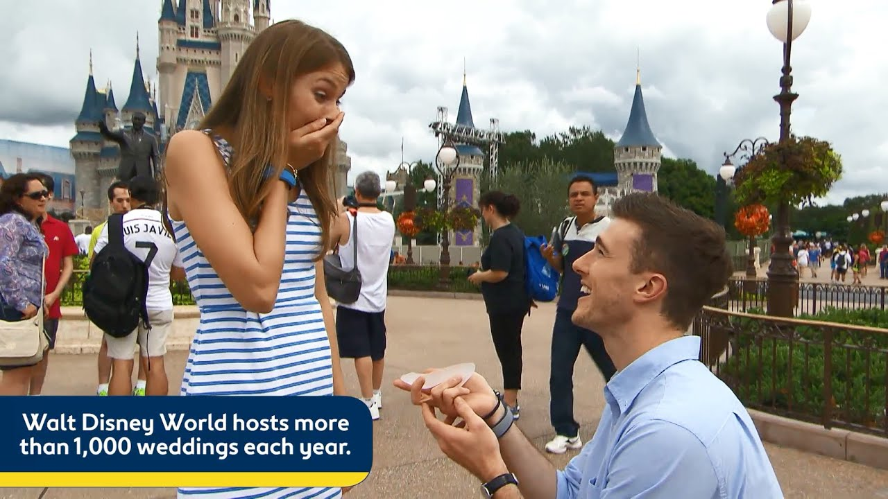 Top 5 Walt Disney World Special Moments