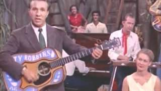 Watch Marty Robbins I Cant Quit Ive Gone Too Far video
