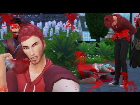 TS4 Commit Suicide Interaction From