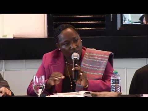 Lillian Mbogo-Omollo, CEO, New Partnership for Africa's Deve