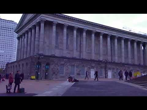 Beatle Venues - Birmingham Town Hall - I want To Hold Your Hand - Danny McEvoy