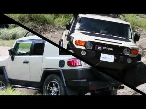 FJ Cruiser / Land Cruiser PRADO | MOTO-RAGE