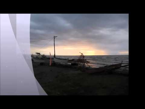 Go Philippines - Watch Sunset in Iligan City at Paseo De Santiago Park Mar 26 2015