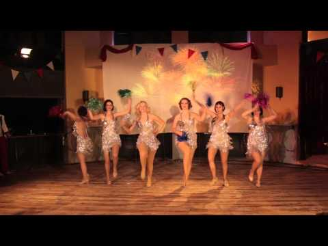 """Fireworks"" by The Chorus Girls: A Bowl of Cherries 