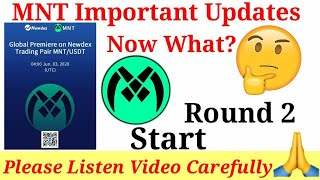 MNT Token Listing Update | All Information  Join MNT Airdrop Wombat Airdrop