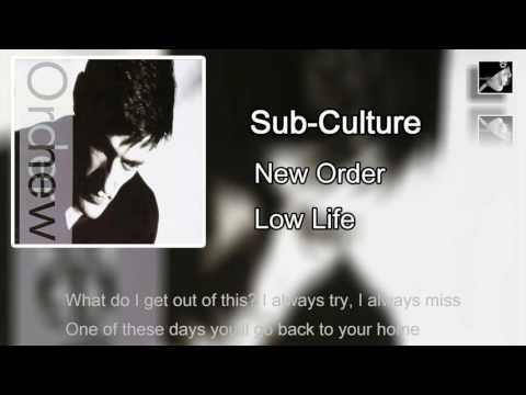 Subculture with lyrics