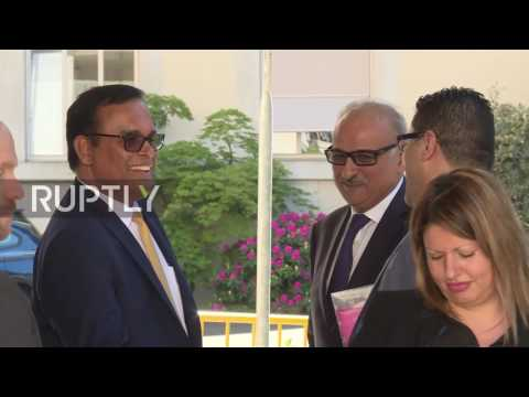 Switzerland: Cairo platform of Syrian opposition arrives for peace talks in Geneva