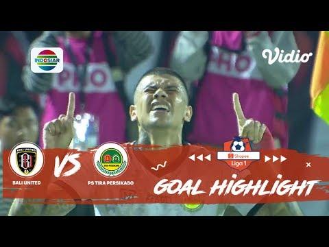 Bali United (0) vs Tira Persikabo (1) - Goal Highlights   Shopee Liga 1